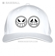 Topi Baseball  Ace Onepiece 01