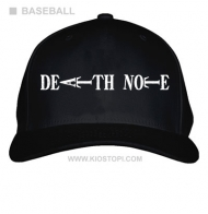 Topi Baseball Death Note 07