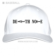 Topi Baseball Death Note 09