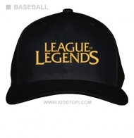 Topi Baseball League of Legends 03