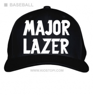 Topi Baseball Major Lazer 04