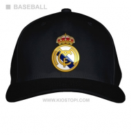 Topi Baseball Real Madrid 06