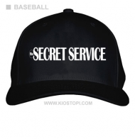 Topi Baseball Secret Service 03