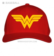 Topi Baseball Wonder Woman 3