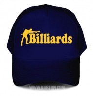 Topi Billiard 1