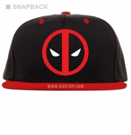 Topi Snapback Deadpool 2