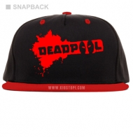 Topi Snapback Deadpool 5