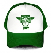 Topi Green Day 20