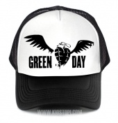 Topi Green Day 4