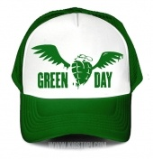 Topi Green Day 5