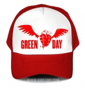 Topi Green Day 6