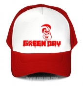 Topi Green Day 8
