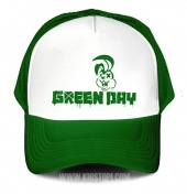 Topi Green Day 9