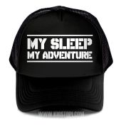 Topi My Sleep My Adventure