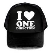 Topi One Direction 01