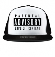Topi Parental Advisory 10