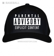 Topi Parental Advisory 7