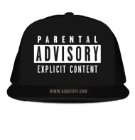 Topi Parental Advisory 8