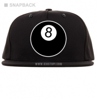 Topi Snapback Billiard 09