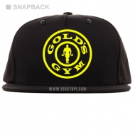 Topi Snapback Fitness & Gym 03