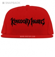 Topi Snapback Kingdom Hearts 05