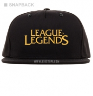 Topi Snapback League of Legends 01