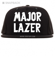 Topi Snapback Major Lazer 06