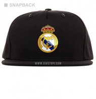 Topi Snapback Real Madrid 07