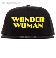 Topi Snapback  Wonder Woman  05