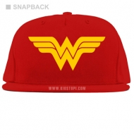 Topi Snapback Wonder Woman 1