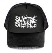 Topi Suicide Silence 14