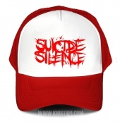 Topi Suicide Silence 15